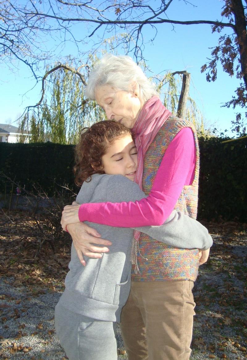 Un abrazo y mucho más.